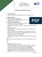 """Tratament COVID-19, Institutul Național de Boli Infecțioase """"Matei Balș"""""""