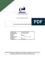 Informe Condicion Laboratorio Quimico Potrerillos.doc