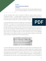 Historique de la protection cathodique