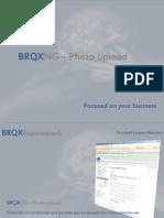 Arquitecturas Brqx - Subida sencilla de contenidos fotográficos a una web