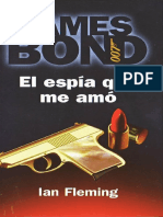 Ian Fleming - 1962 - El espia que me amo.pdf