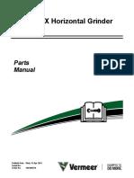 Manual de Peças HG6000 TX