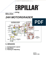 material-caterpillar-24h-motorgrader-brakes-components-layout-operation-testing-adjusting-diagrams