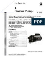 Apex Oil Transfer Pump