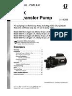 Apex Oil Transfer Pump