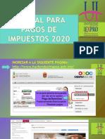 MANUAL DE IMPUESTOS 2020