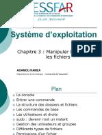 Chap 3 Systeme_Exploitation