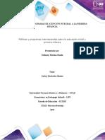 Fase - 2  políticas y programas internacionales en primera infancia.docx