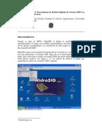 Manual Básico para el procesamiento MDT en HidroSIG