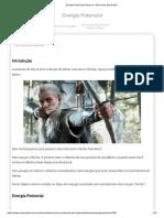Energia Potencial _ Resumo e Exercícios Resolvidos.pdf