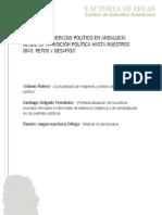 Ponencia Liderazgo Politico Andalucia