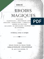 Les miroirs magiques.pdf