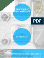 Franquicias y Joint Venture