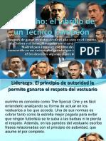EL LIBRILLO DE MOURINHO.