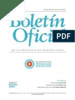 Boletín Oficial del 16 de marzo de 2020