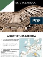 ARQUITECTURA BARROCA pdf