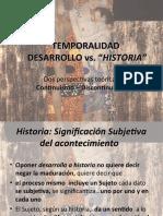 2ªclase Temporalidad-Desarrollo vs Historia 29dp.ppt