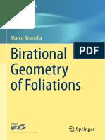 Birational Geometry-Marco Brunella