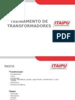TREINAMENTO DE TRANSFORMADORES