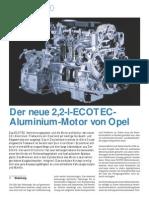 motor 2.2 i