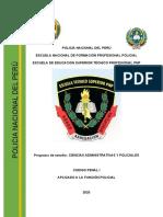 SILABO CODIGO PENAL-I - 2020