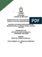 ANALIZAR LAS NUEVAS OPORTUNIDADES DEL MARKETING PARA LA EMPRESA PEPSICO.docx