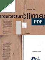 Rafael Serra - Arquitectura y climas.pdf