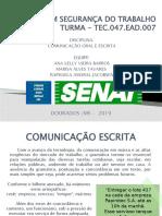 SITUAÇÃO DE APRENDIZAGEM 02