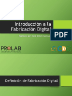 1_Introducción a La Fabricación Digital