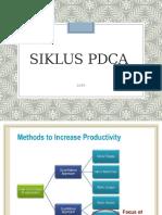 3 Siklus PDCA