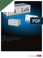 RTU560 Function Description