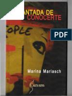 Encantada de conocerte, Marina Mariasch
