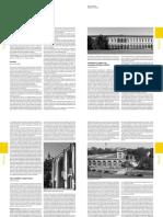 L'architettura pubblica