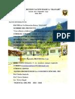 CONSTRUCCION DEL PEI ESCUELA MANABI 30-06-2013 B