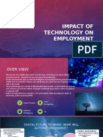 Impact of technology on Employment.pptx