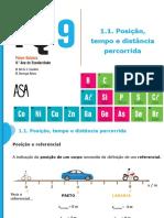 I - 1.1 Posição, tempo e distância percorrida.pptx