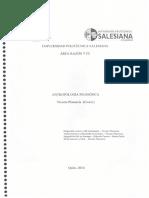 ANTROPOLOGIA FILOSOFICA-TEXTO