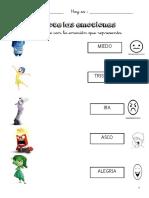 Cuadernillo de Actividades - Aprendiendo las emociones 1.pdf