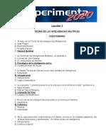 E2020 Cuestionario Leccion 3
