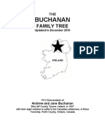 Buchanan Family Tree 2010