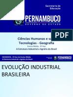 A Estrutura Indutrial e Agrária do Brasil.ppt