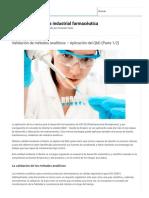 Validación de métodos analíticos – Aplicación del QbD (Parte 1_2) _ Asinfarma_ asesoría industrial farmacéutica