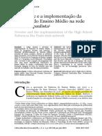 O Novotec e a implementação da Reforma do Ensino Médio na rede estadual paulista.pdf