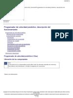 fh4 Programador de velocidad predictivo, descripción del