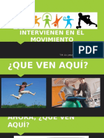 FACTORES QUE INTERVIENEN EN EL MOVIMIENTO..