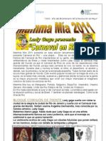 2 Bloques Relato Escenico Mamma Mia 2011
