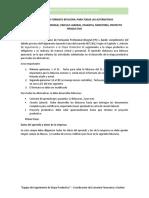 INSTRUCTIVO FORMATO BITACORA GESTION LOGISTICA