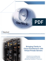 Bringing Clarity to Cloud Architecture with VPS by OneNeck IT Services