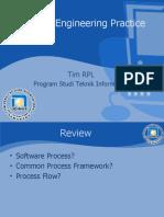 Materi 4 - Software Engineering Practice