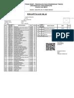 Transkrip - H1011151014